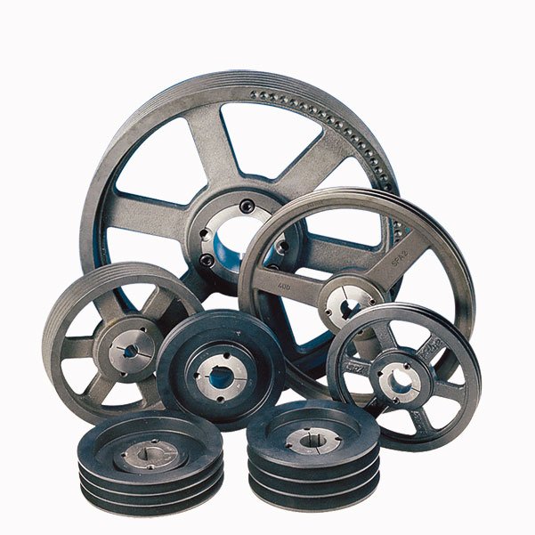 A-B-C-D Type Pulleys